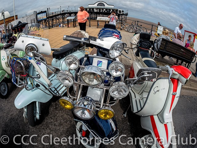Scooter Rally 2016 - centre
